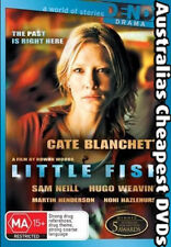Little Fish DVD NEW, FREE POSTAGE WITHIN AUSTRALIA REGION 4
