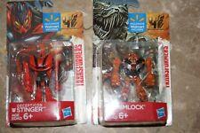 Transformers age Of Extinction Legion Lot - Stinger - Grimlock