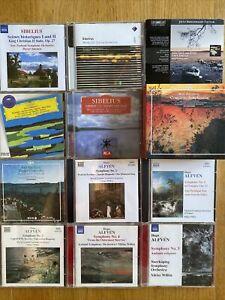 Compositeurs Nordiques Lot 16 CD