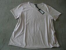 "NWT OSKA ""Betta"" Raw Rolled Edge Detail Short Sleeve Top - size 3 12/14UK RRP£89"