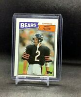 Doug Flutie 1987 Topps Rookie Rc #45 Nr-Mint BC Eagles Bills Invest RC NOW