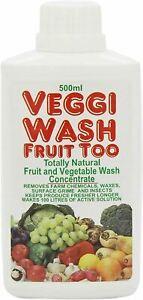 Veggi-Wash Concentrate - 500ml