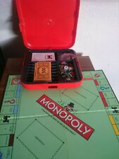 Monopoly Reise-Edition in stabiler Box, Spieleabend Hasbro
