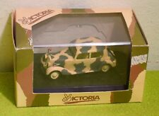 DIE CAST SCALE MODEL VICTORIA R012 MERCEDES 170V WEHRMACHT PARADE CAR