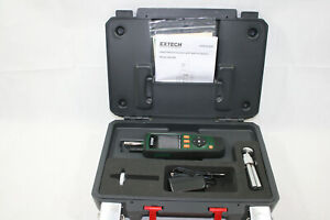 Extech VPC300 Video Particle Counter Kit with Built In Camera - Excellent!