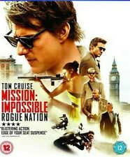 Mission: Impossible - Rogue Nation [DVD] **brand new and sealed**