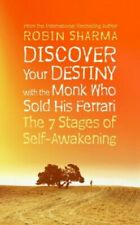 Discover Your Destiny with The Monk Who Sold His F... by Sharma, Robin Paperback