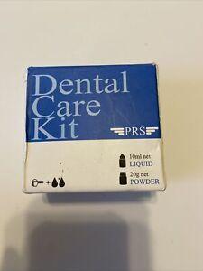 Mastermedi Zinc Oxide Eugenol Cement Dental Care Kit Glue For Crowns & ...