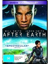 After Earth (DVD, 2013)*R4*terrific Condition*Will Smith