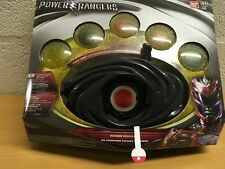 POWER RANGERS 2017 DX MOVIE MORPHER NEW LIGHTS SOUNDS ELECTRONIC POWER DISCS