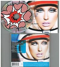 Christina Aguilera ‎– Keeps Gettin' Better - A Decade Of Hits CD 2008