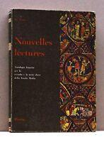 NOUVELLES LECTURES - G. Lami [III ediz.,Per la II e III classe Scuola Media]