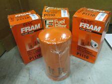 Fram Fuel Filter P1110 Lot of 3 (NIB)