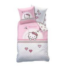 Kinder Bettlaken und Kissenbezüge in Rosa