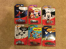 Mickey Mouse Hot Wheels