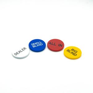 Texas Hold'em Buttons