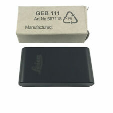 NEW NI-MH GEB111 Battery For Leica  DNA03 DNA10 TC702 TCR402 805 Total Stations