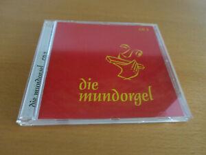 Die Mundorgel CD 2 - 19 Titel - guter Zustand