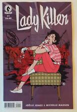 Lady Killer #1 Signed Joëlle Jones Sdcc 2016