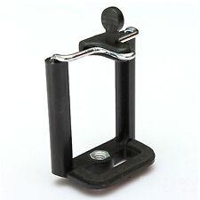 ADAPTADOR SOPORTE BRACKET PARA MOVIL SMARTPHONE APPLE SAMSUNG TRIPODE MONOPOD