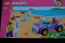 LEGO Juniors 10677 - L'excursion à la plage