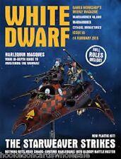 WHITE DWARF MAGAZINE ISSUE #55 14 February 2015 GAMES WORKSHOP WARHAMMER 40K
