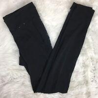 Gap Fit Women's Gfast Yoga Running Athletic Pants in True Black Size Medium