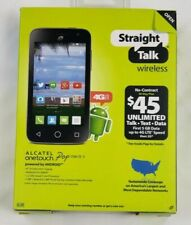 Alcatel Onetouch Pop Star LTE2 Quad-Core Smartphone-Black