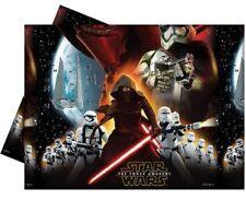 Artículos de fiesta color principal negro cumpleaños infantil, Star Wars