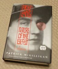 FRITZ LANG : The Nature of the Beast by Patrick McGilligan (1997, Hardcover)