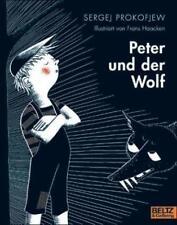 Peter und der Wolf von Sergej Prokofjew und Frans Haacken (2018, Taschenbuch)