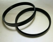 Two Series 7 VII Filter Holders Adapter with retaining ring 52mm thread