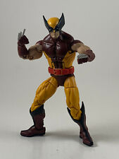 Retro Wolverine Marvel Legends Action Figure brown suit x-men wave 1