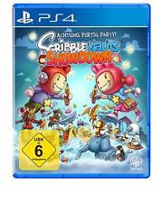 PS4 Juego Scribblenauts Showdown Producto Nuevo