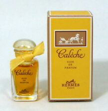 HERMES CALECHE MINI SOIE DE PARFUM 7.5 ML. 0.25 FL.OZ. NEW IN BOX