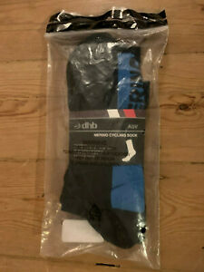 DHB ASV Merino Thermal Cycling Socks size 6.5-9