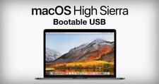 Mac OS HIGH SIERRA 10.13 UEFI Unibeast Hackintosh Installer USB