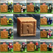 Roblox Series 8 NEW! Mystery Box BRONZE Cube Kids Toys Figures Packs+5 6 7 Codes