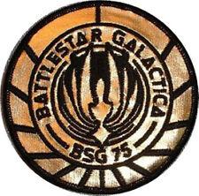 Battlestar Galactica gold  Officer Uniform Aufnäher patch zum aufbügeln