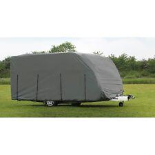Bache pour hivernage housse de protection pour caravane en PVC 600x230x200 cm