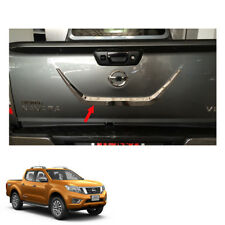 Tail Gate Accent Tailgate Chrome Nissan NP300 Navara Frontier fit 2015 2016 2017