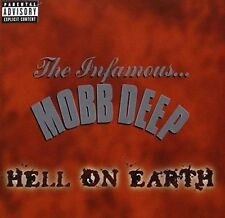 Hell on Earth 5099749766822 by Mobb Deep CD