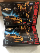 TRANSFORMERS TAKARA TOMY MASTERPIECE MOVIE SERIES MPM-03 BUMBLEBEE FIGURE KO