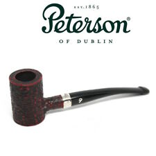 NEW Peterson Tankard Pipe Rustic Finish Dublin Bowl