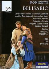 Belisario (Bergamo Musica Festival) (DVD, 2014)