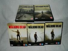The Walking Dead DVD Series 1 - 5 Season 1 2 3 4 5