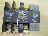 Allen Bradley 852S-NSC Timer