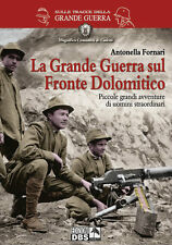 WW1 GRANDE GUERRA SUL FRONTE DOLOMITICO TRE CIME M.PIANA LAGAZUOI