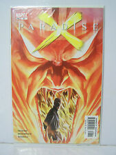Marvel Paradise X  number 8  Resealable Comic Bag and Board