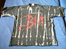 ATROCITY – very rare original 1994 BLUT Batik-T-Shirt!! death metal
